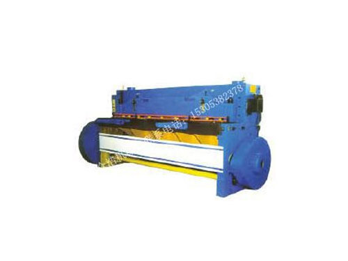 QB11系列机械剪板机